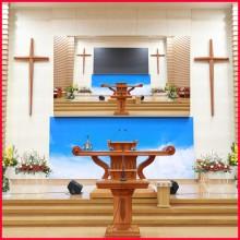 대형 십자가